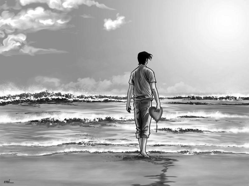 Картинка одиночество любви